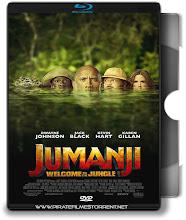 Jumanji: Bem-Vindo à Selva – Blu-ray Rip 720p | 1080p Torrent Dublado / Dual Áudio (2018)