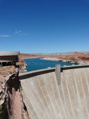 visite lac Powell USA