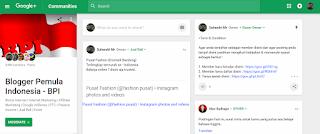 Komunitas Blogger Pemula Indonesia