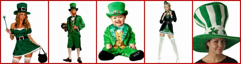 St. Patrick's Costumes