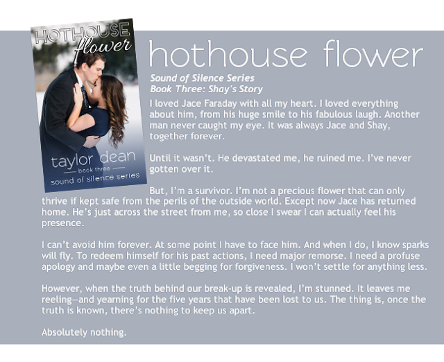 Hothouse Flower by Taylor Dean