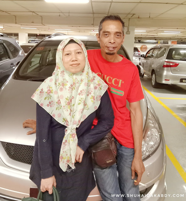 Happy Anniversary Sayangku