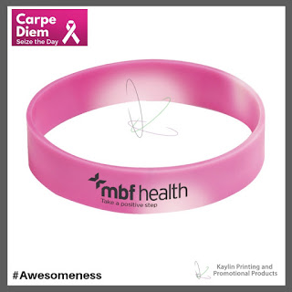 Promotional Pink Mood Bracelets