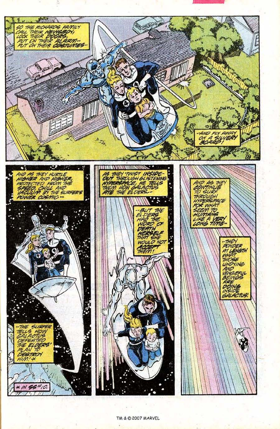 Read online Silver Surfer (1987) comic -  Issue #15 - 5