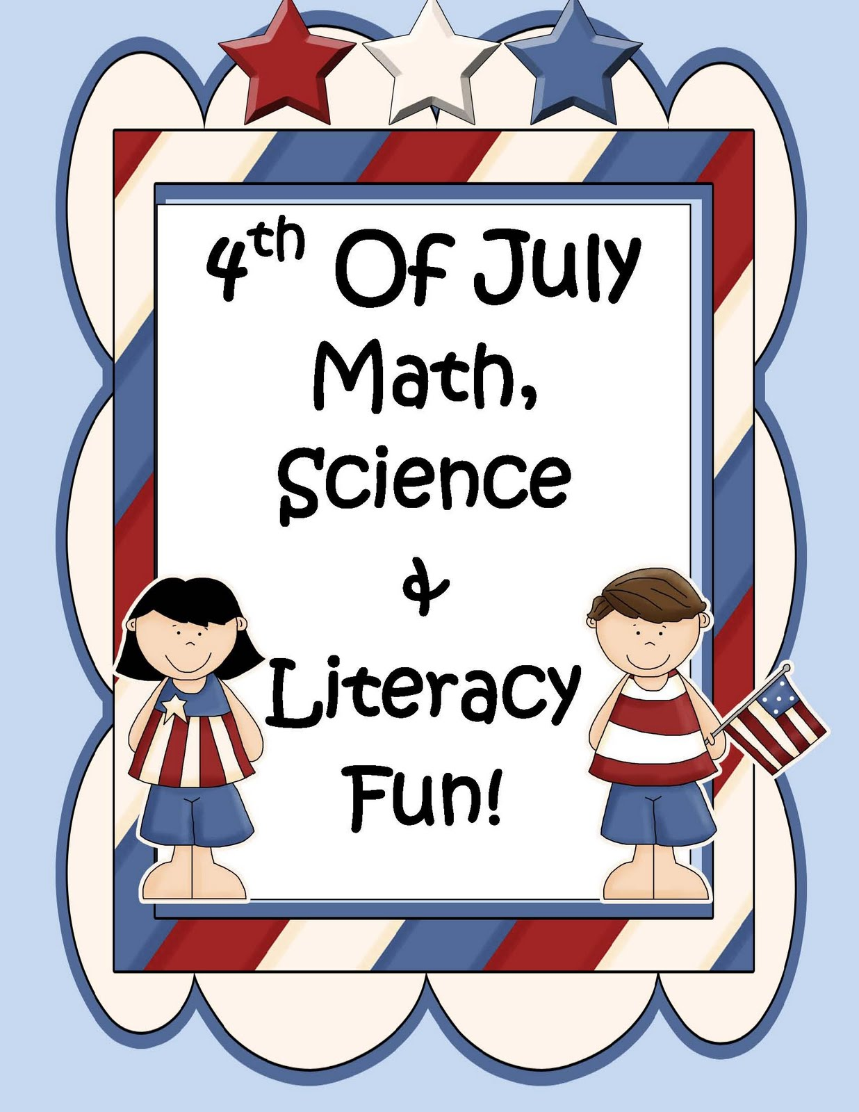 Engaging Lessons And Activities 4th Of July Math Science
