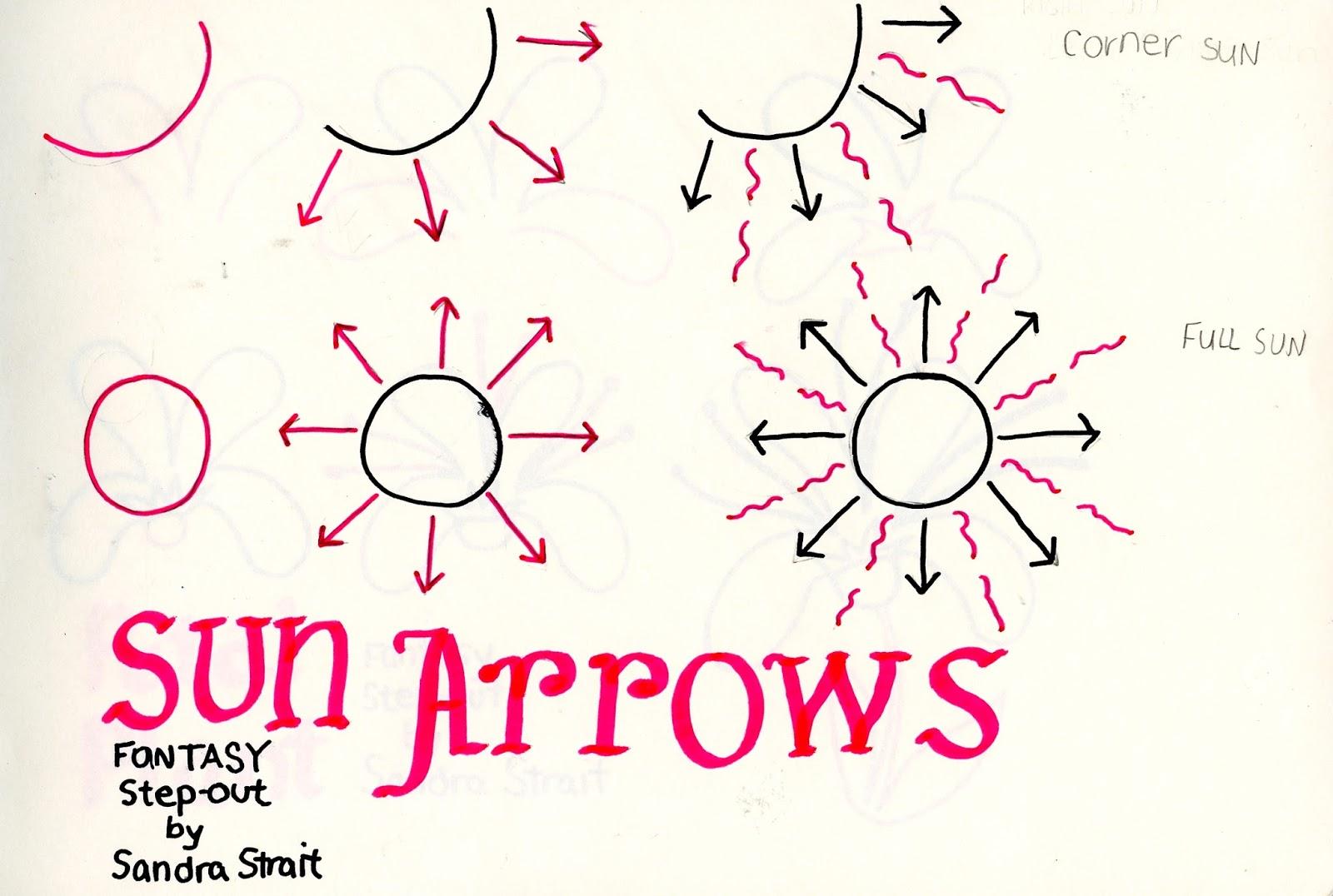 Sun Arrows Fantasy Step Out Fantasylandscape Step Out