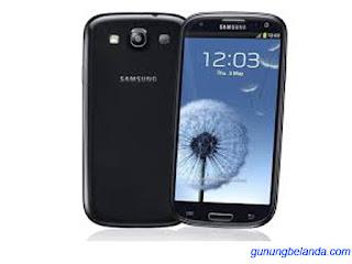 Cara Flashing Samsung Galaxy S3 4G GT-I9305N