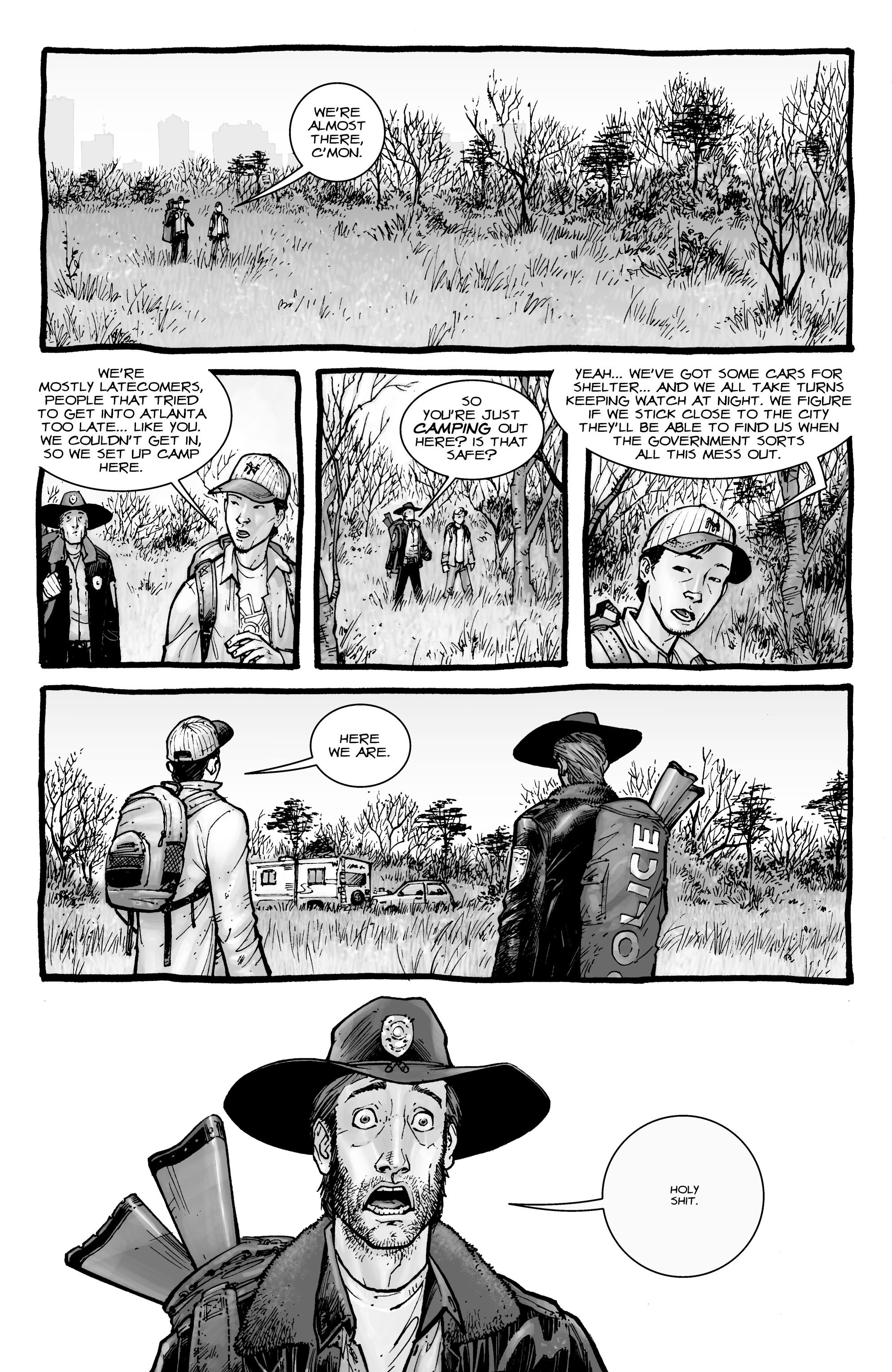 The Walking Dead issue 2 - Page 23