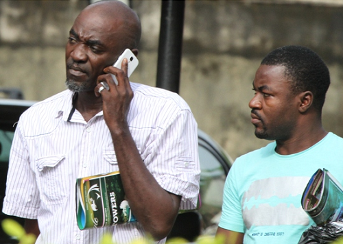 Photo: Nigerian Court Jails Two Nigerians Caught Smuggling $5.4m Cash