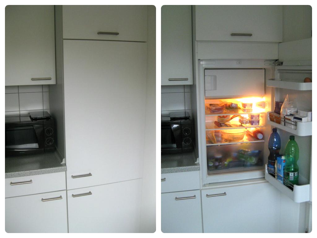 Apartment Style Refrigerator ~ Nice Apartement