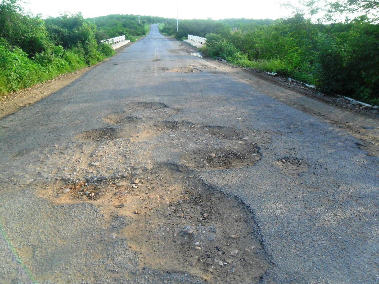 Resultado de imagem para RN-118, entre Caicó e Jucurutu