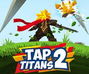 Tap Titans 2 Apk Mod v2.8.2 Data Money Full for Android