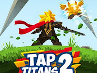 Tap Titans 2 Apk Mod v3.1.1 Data Unlimited Money Full for Android