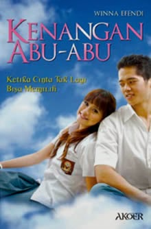 Novel Kenangan Abu-Abu