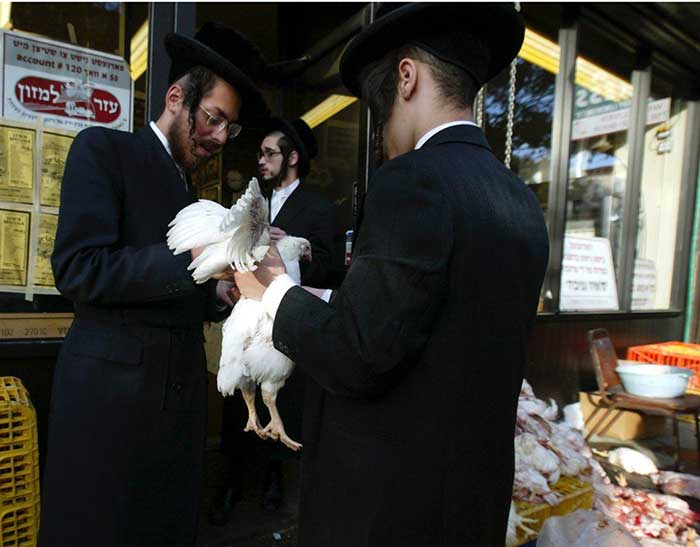 Orthodox ritual of swinging and slaying chickens can continue on city streets, appeals court rules