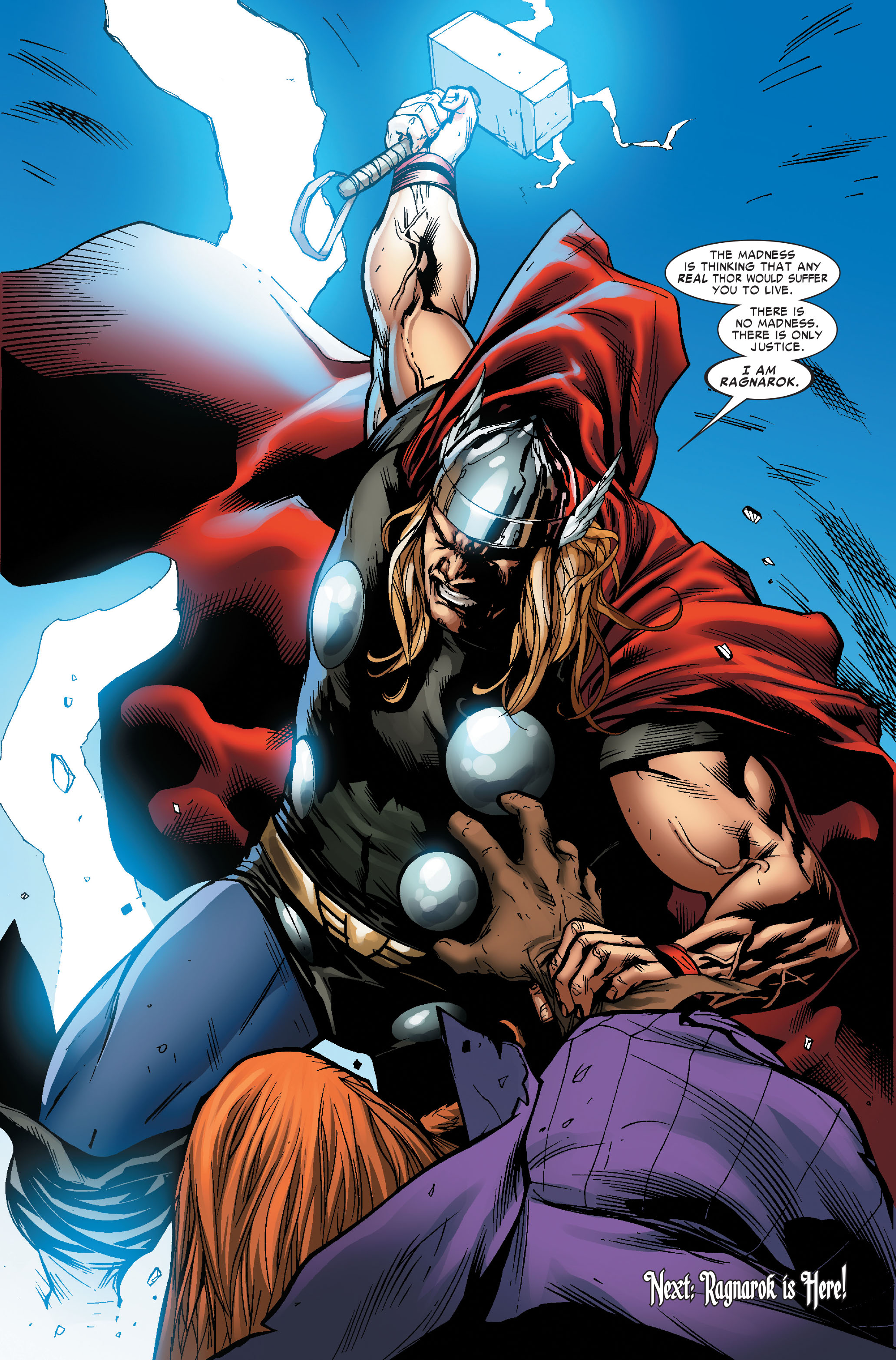Thor (2007) Issue #607 #20 - English 24