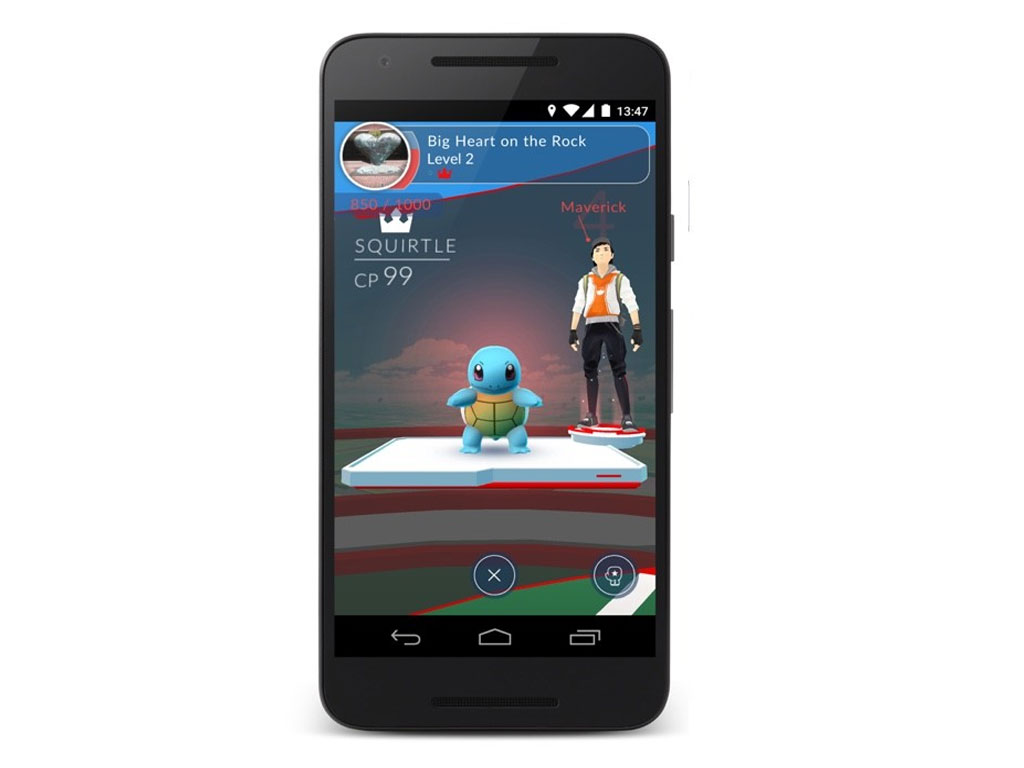 Android for Pokemon GO