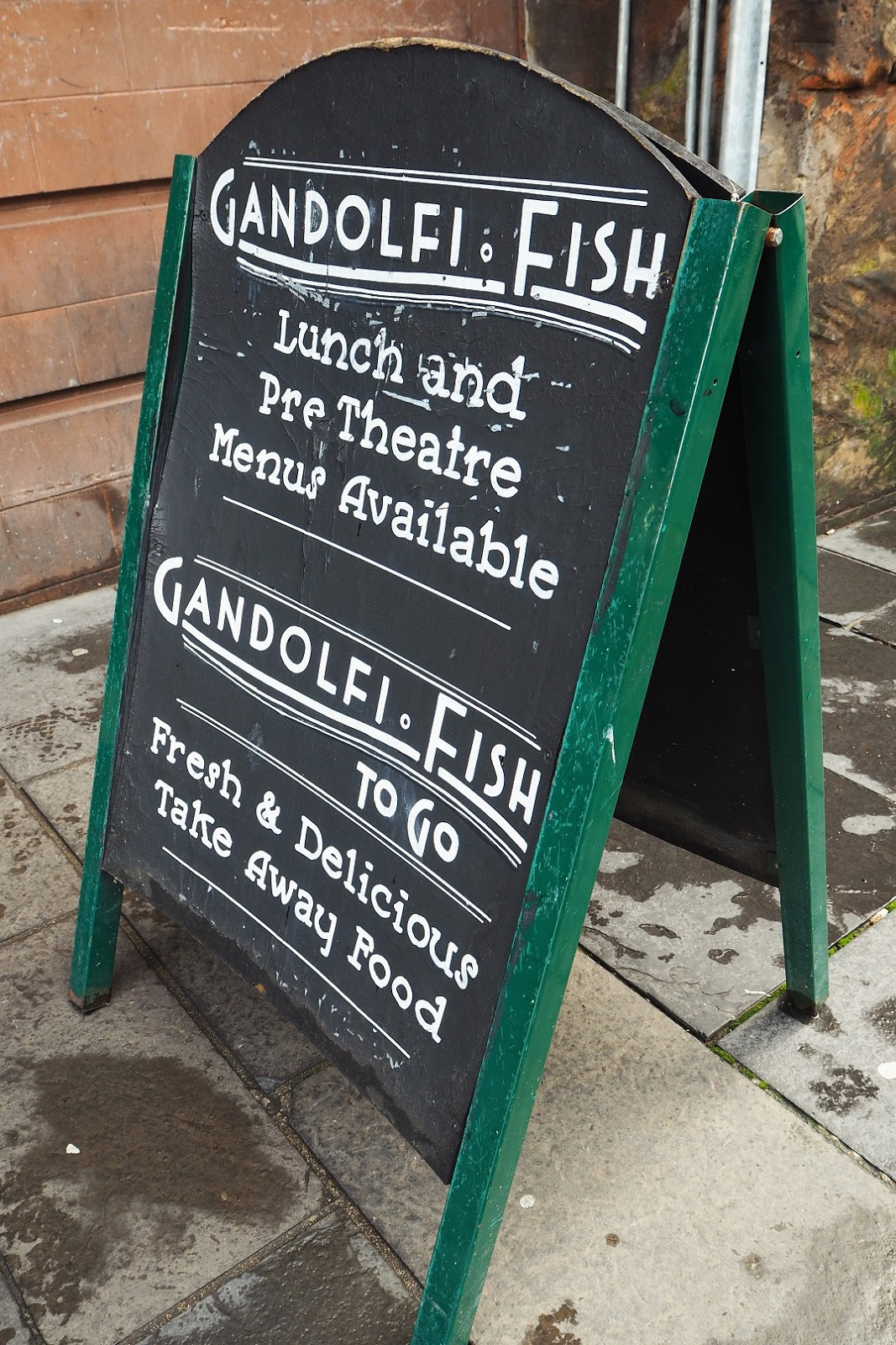 Glasgow Walking Lunch Food Tour