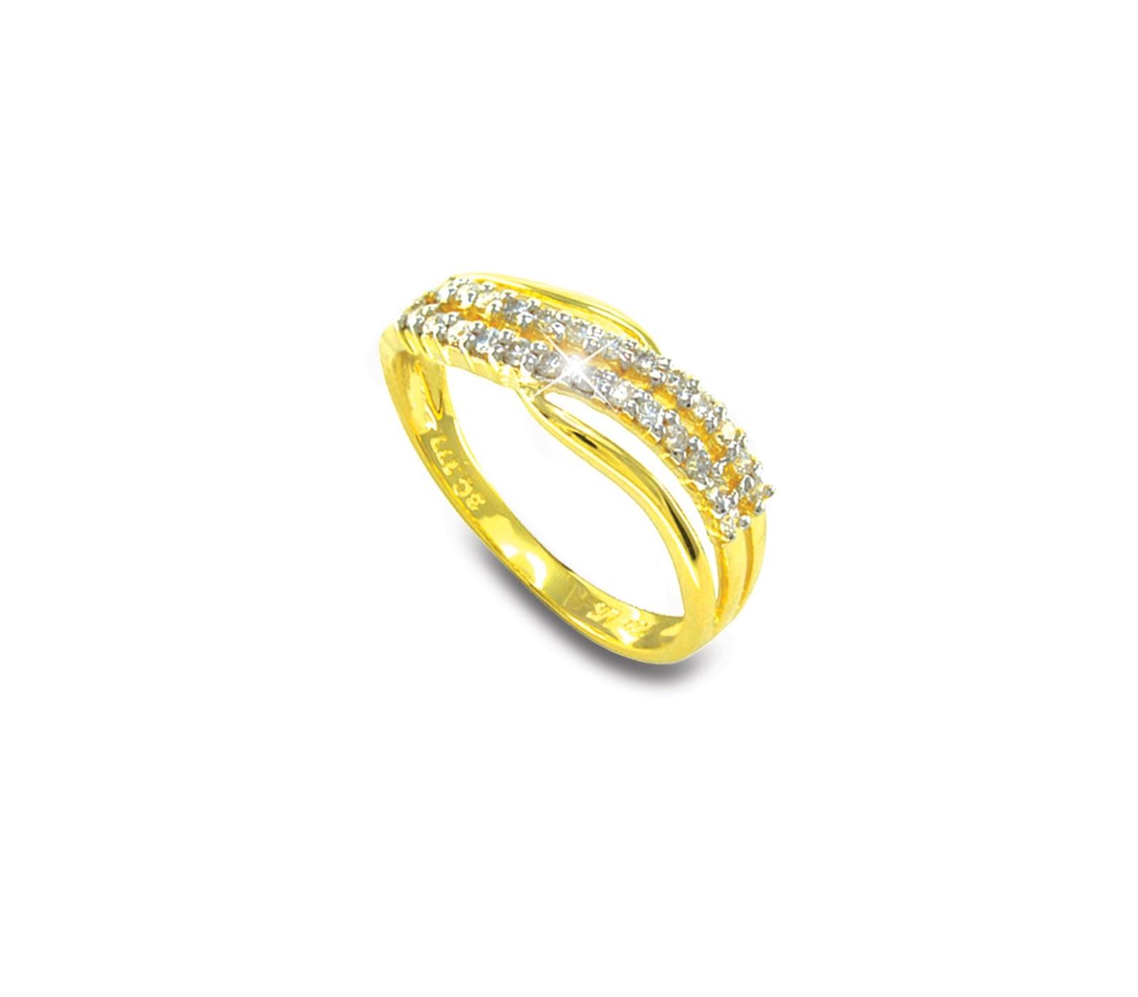 Wah Chan Gold Jewellery April 2016 Satu Set Jewelry Tunangan Kawin Pernikahan Berlian Emas Wedding Round Cincin Kuning 18k