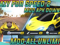 Download Crazy for Speed 2 Mod V 2.7.3935 Unlimited Money