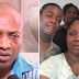 See Evans reaction after he saw pictures of his wife and kids crying