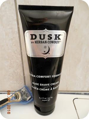 Dusk - Aloe Shave Cream
