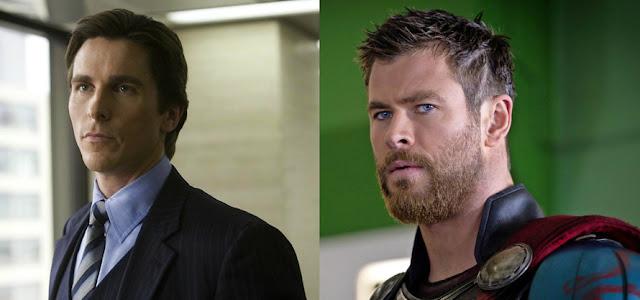 Thor 4: Artista mostra Christian Bale na forma do vilão Mephisto