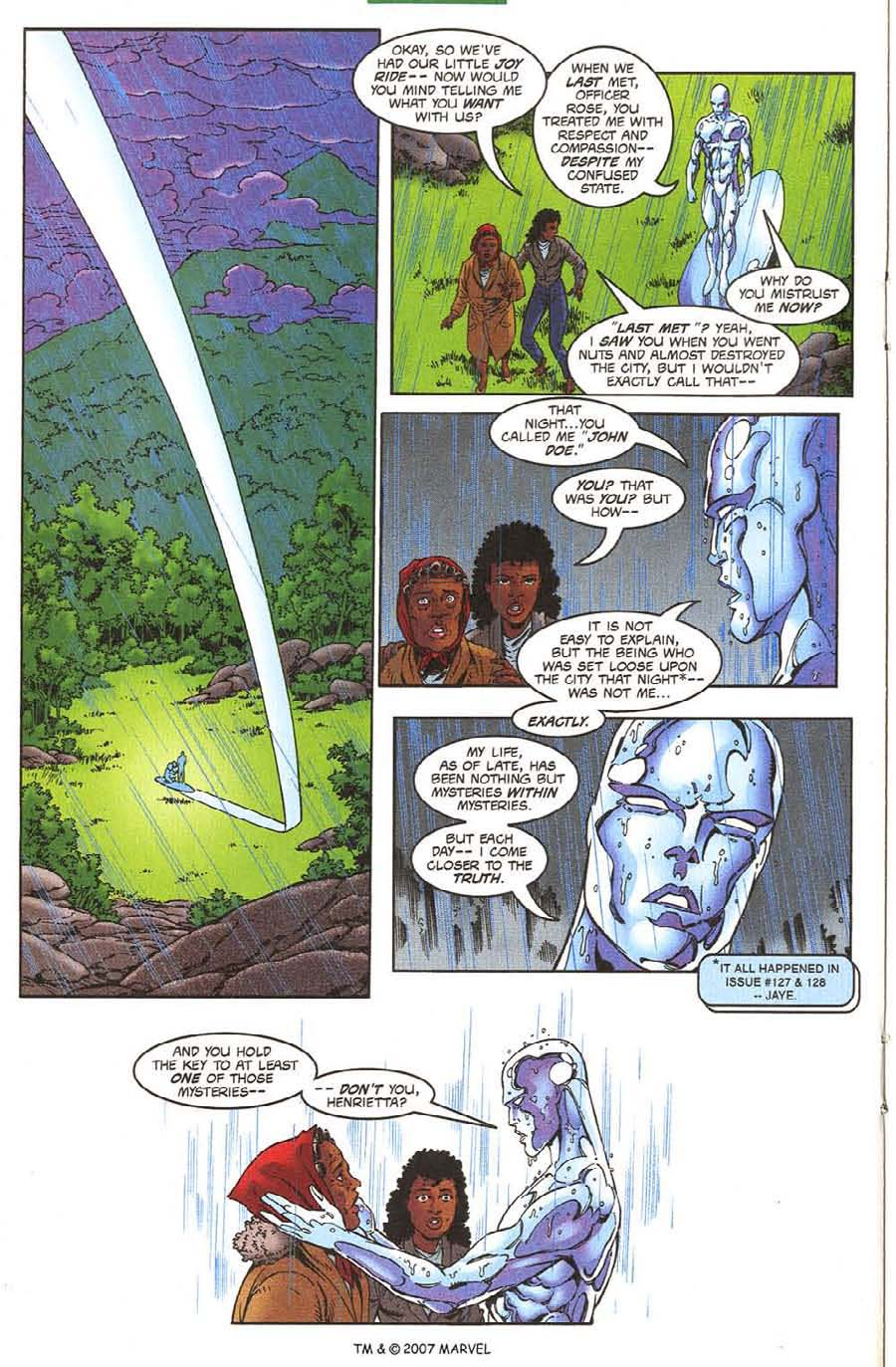 Read online Silver Surfer (1987) comic -  Issue #134 - 22