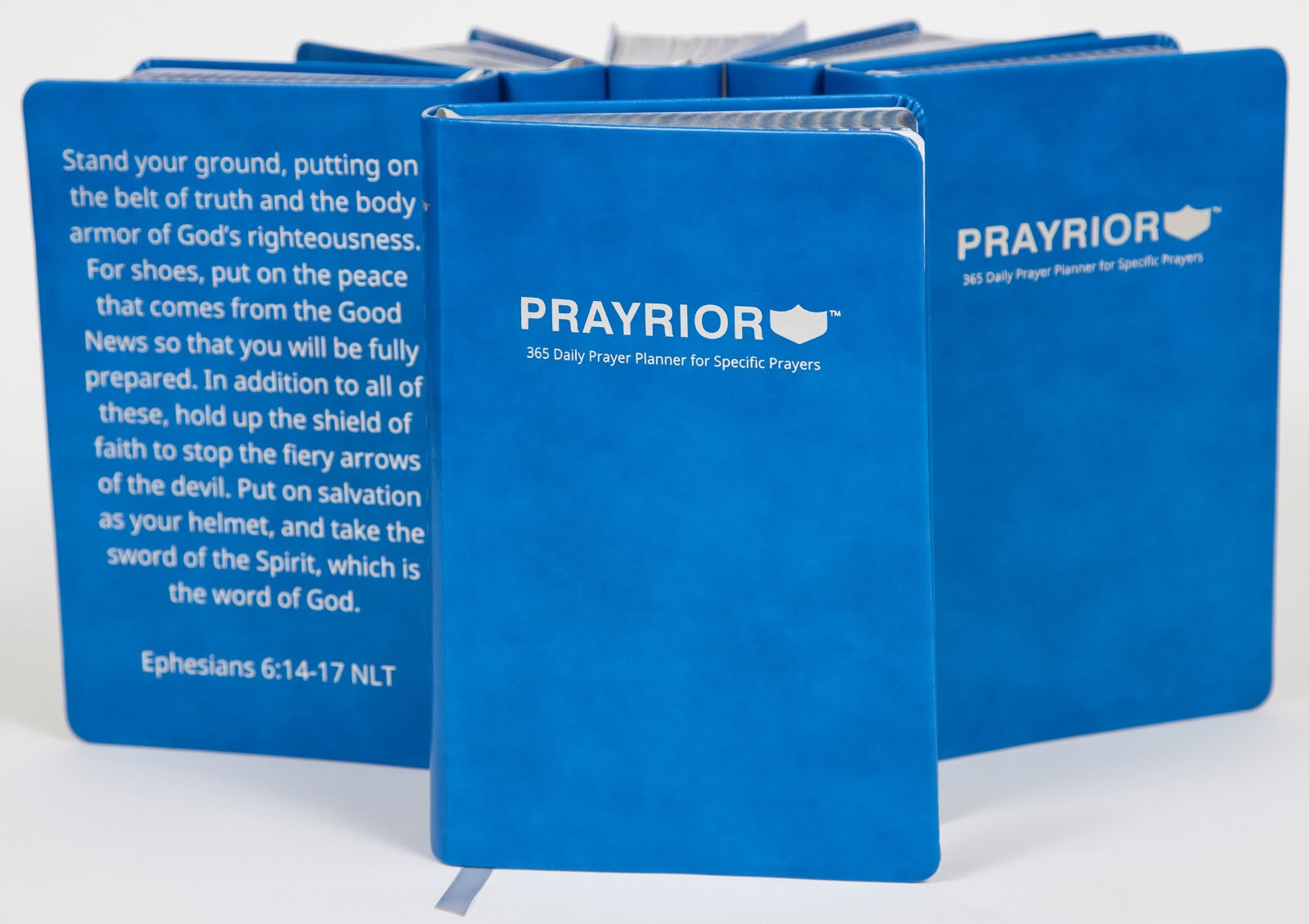 Shop Prayrior Daily Prayer Planner