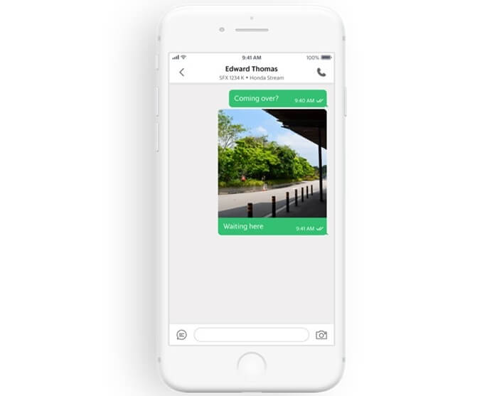 Grab Intros GrabChat Photo-Sharing Feature