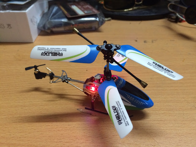Máy bay mini GA100_2