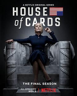 House of Cards Temporada 6  1080p Dual Latino/Ingles