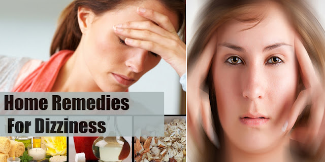 Simple And Easy Home Remedies For Dizziness That Really Works!