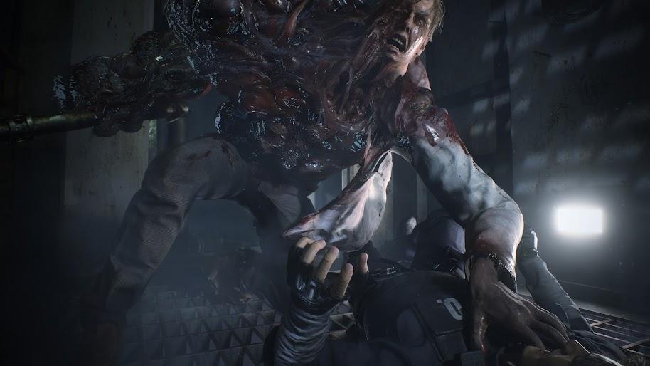 Resident Evil 2 4k 3840x2160 Wallpaper 4