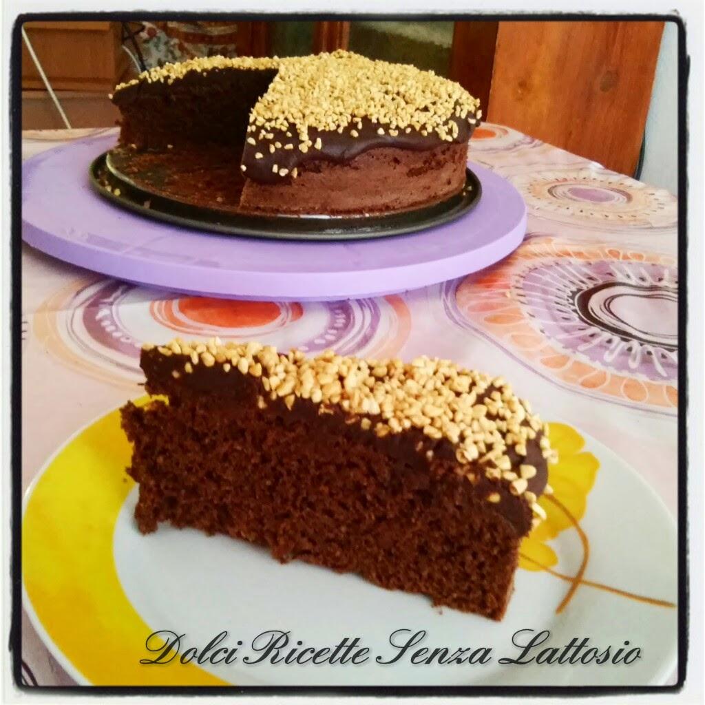 Super Dolci Ricette Senza Lattosio: Torta Ferrero Rocher senza lattosio UC45
