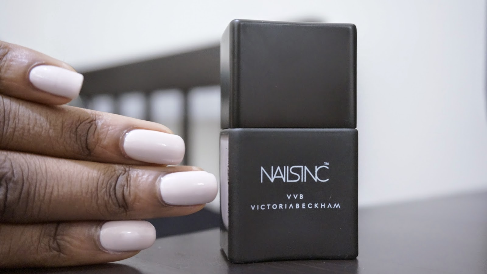 Nail Paint Of The Week Vvb X Nails Inc Bamboo White