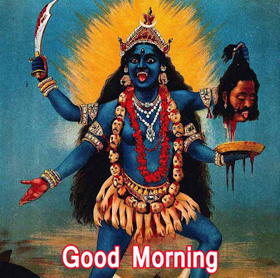 Good Morning Images With Kali Maa
