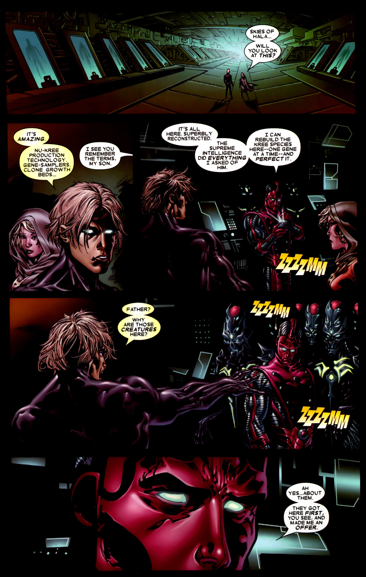 Read online Annihilation: Conquest comic -  Issue #4 - 23