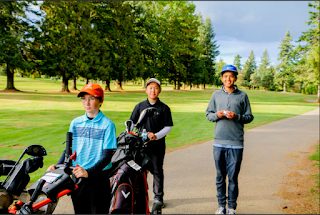 pnw optimist clubs vancouver bc junior golf