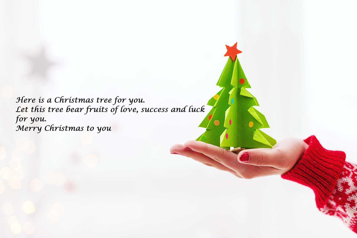 christmas wishes messages