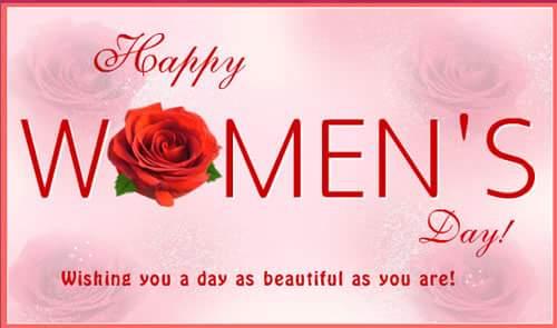 Selamat Hari Wanita Sedunia