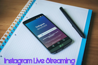 Cara Live Streaming di Instagram