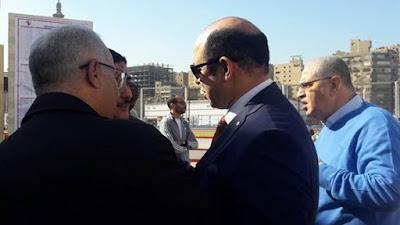 احمد سليمان فى انتخابات الزمالك