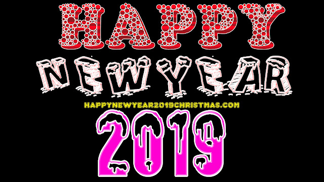 Happy New Year 2019 gif