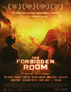 The Forbidden Room (El cuarto prohibido) (2015)