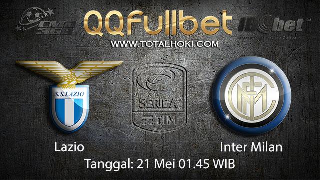 BOLA88 - PREDIKSI TARUHAN BOLA LAZIO VS INTER MILAN 21 MEI 2018 ( ITALIAN SERIE A )