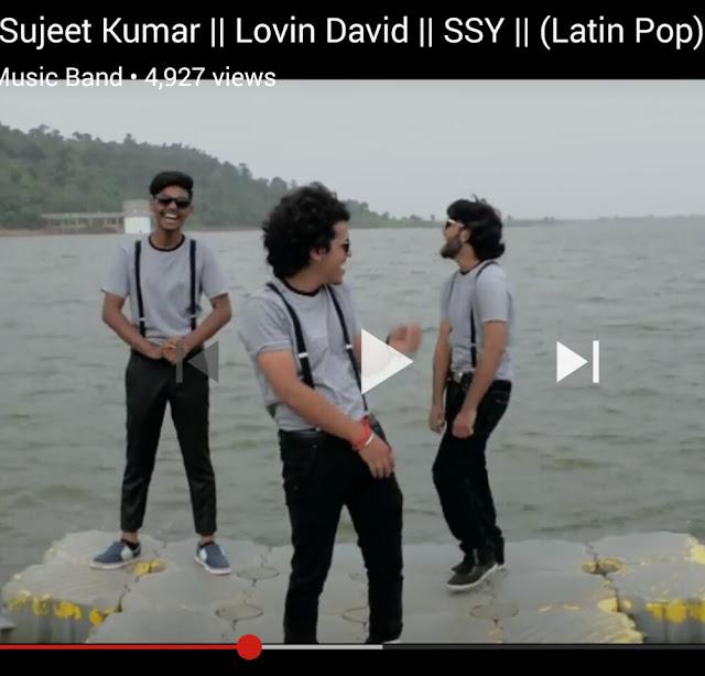 धमाल वीडियो साथ कभी न छोड़ूगा गाना Tera Sath : Singer : Lovin David