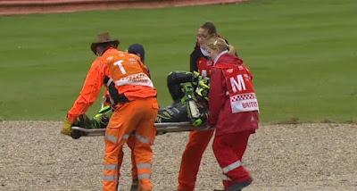 Kondisi Terkini Pol Usai Kecelakaan Fatal GP Inggris