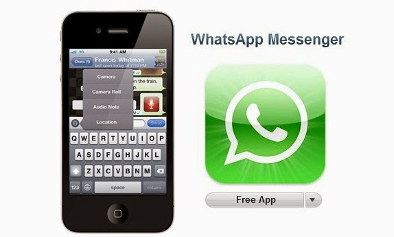 Download whatsapp for iphone 5