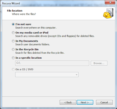 Cara Mengembalikan File yang Terhapus Permanen di Komputer